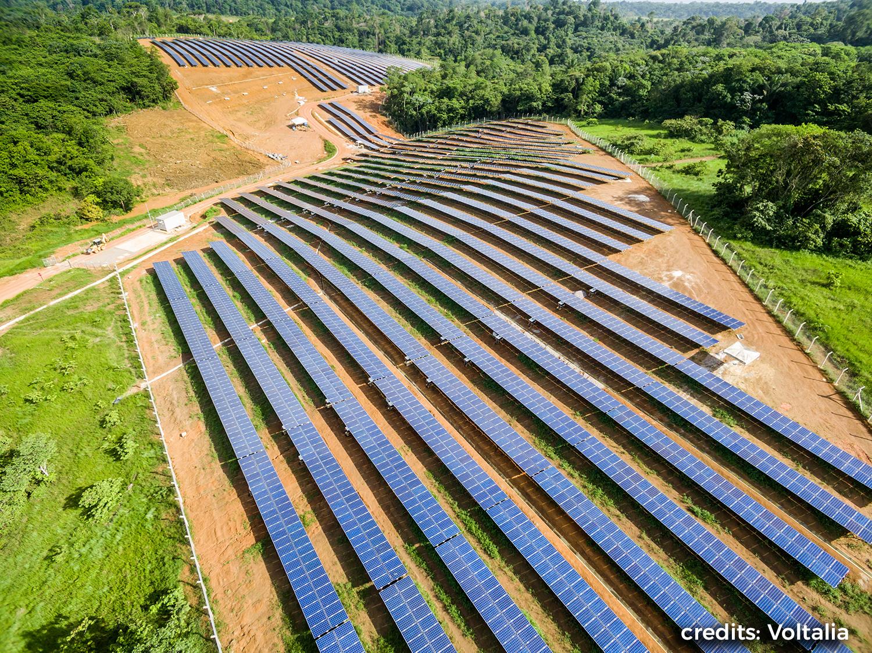 Reuniwatt unterstützt Voltalia bei neuer PV-Anlage in Brasilien