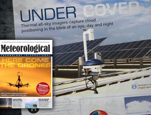 Meteo Tech Intl. Magazin präsentiert Sky InSight™