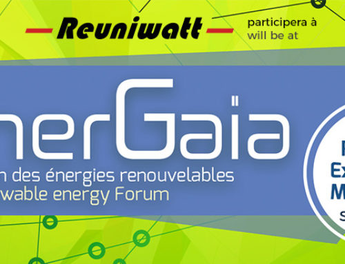 Reuniwatt auf dem Forum EnerGaïa 2019