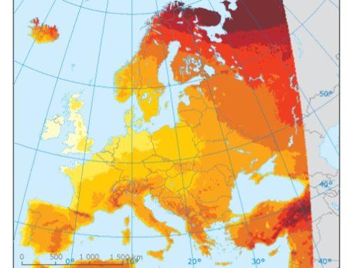 Klimawandel und PV-Produktion: Was erwartet Europa?