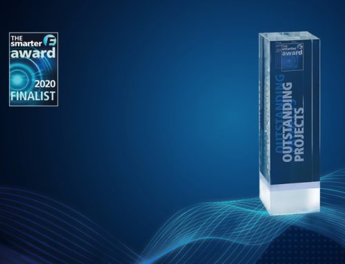 Reuniwatt ist Finalist für den Smarter E Award 2020!