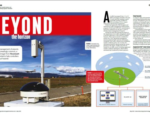 All-Sky-Imager im Meteo Tech Intl. Magazin