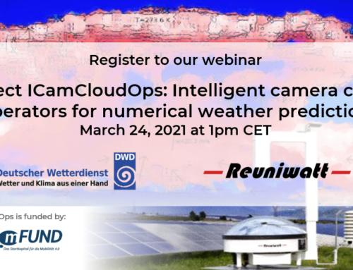 Webinar zum mFUND-Projekt ICamCloudOps