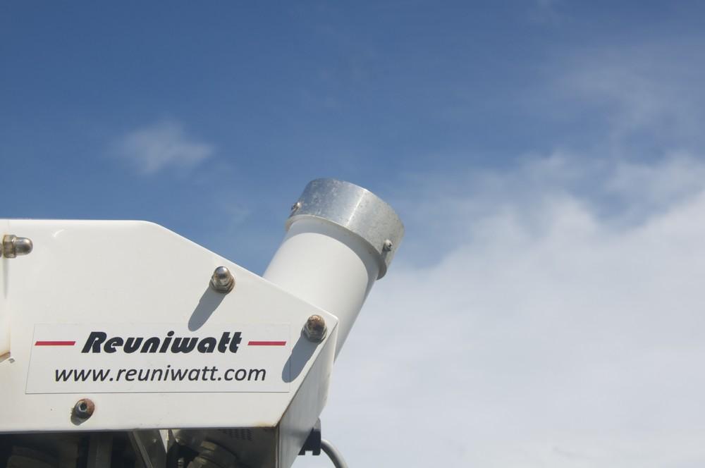 solar forecasting - Reuniwatt
