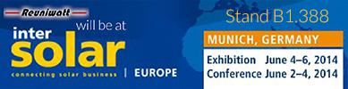 InterSolar Europe 2014