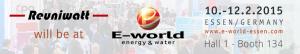 E-World Energy & Water - Reuniwatt