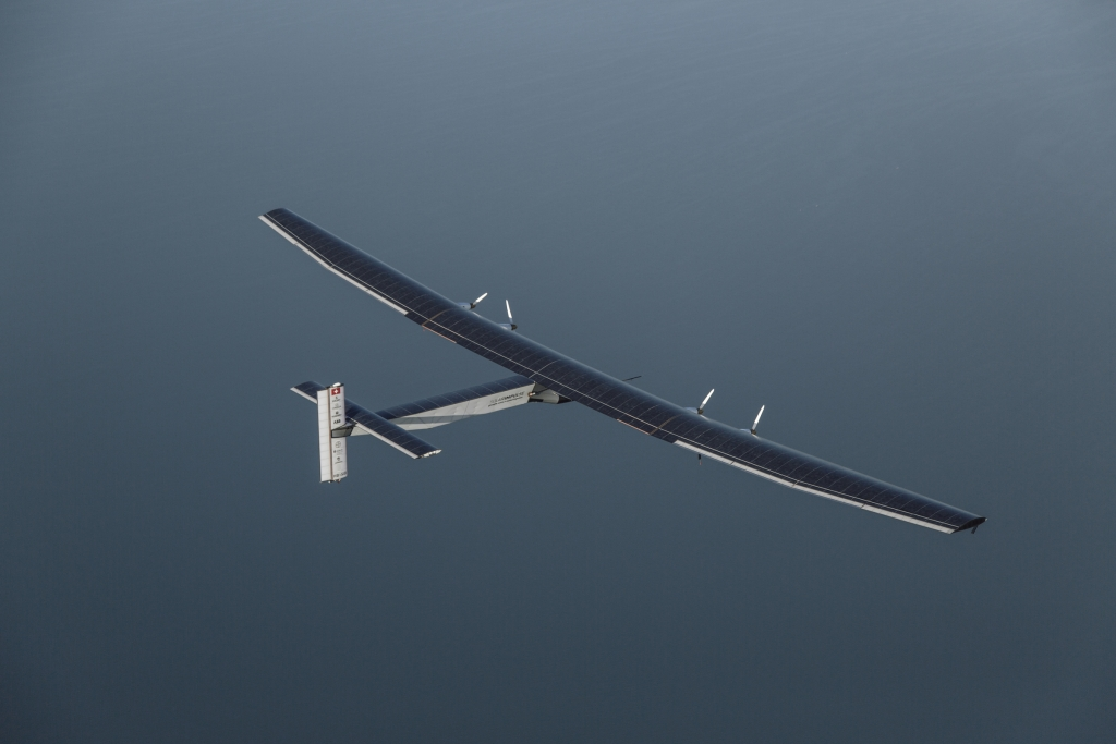 Reuniwatt. Image courtesy of Solar Impulse