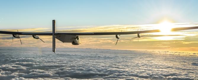 Reuniwatt. Image courtesy of Solar Impulse