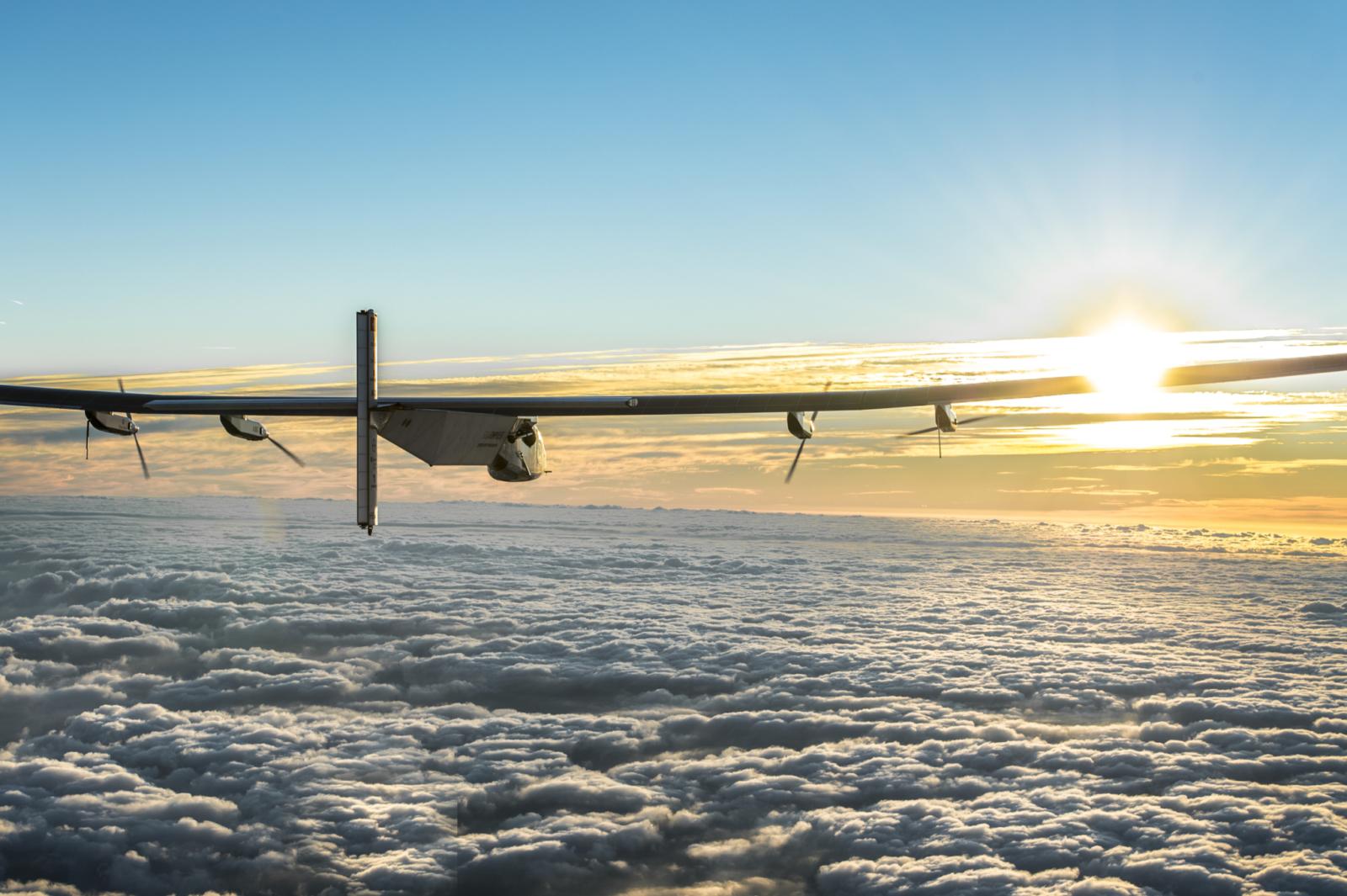 Solar impulse: the solar airplane
