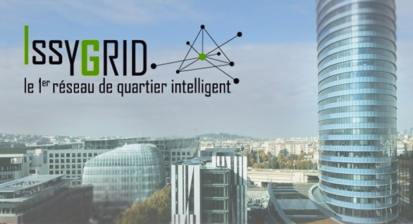 IssyGrid-Smart Cities