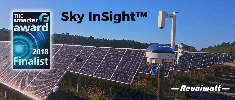 Sky InSight™ Smarter E Intersolar Award 2018