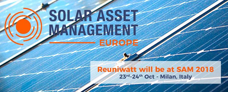 Solar Asset Management 2018 Reuniwatt