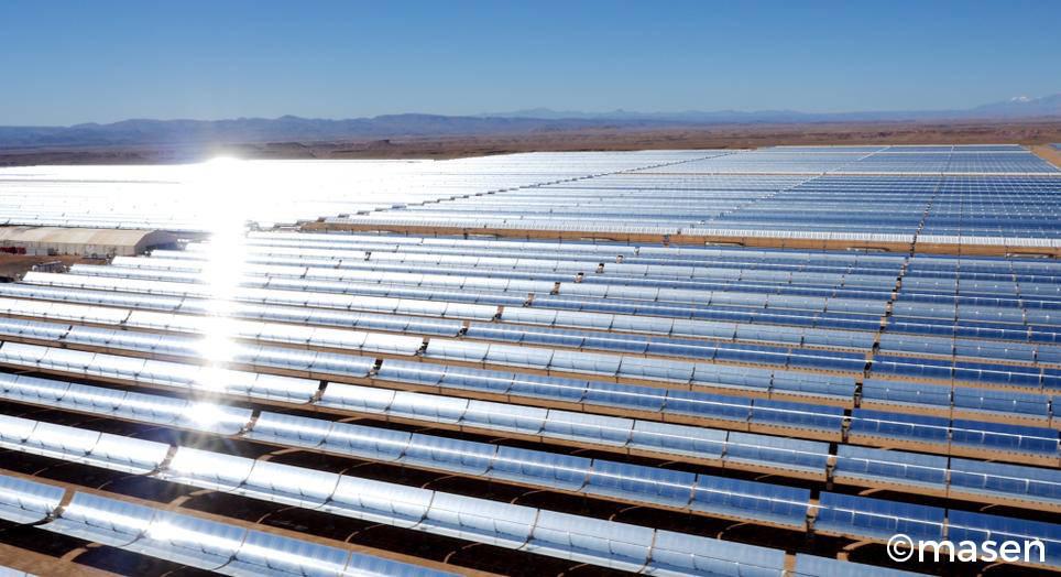 Masen chooses Reuniwatt for its solar forecasts