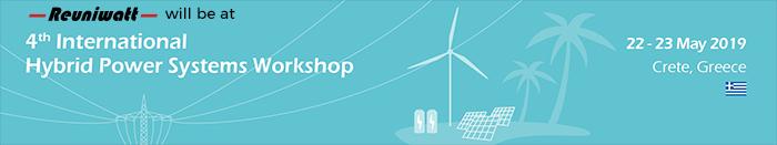 Hybrid Power Systems Workshop 2019