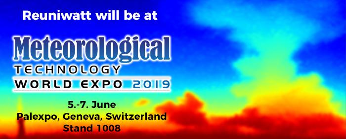 Meteorological Technology World Expo 2019