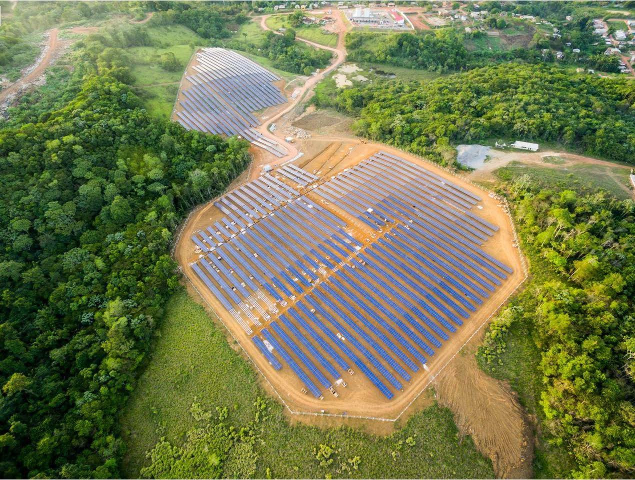 Oiapoque – a Flagship for Diesel-PV Hybridisation