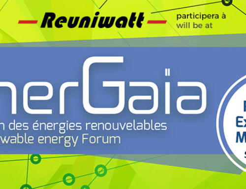 EnerGaïa – Renewable Energy Forum 2019