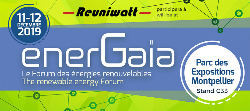 EnerGaïa – Renewable Energy Forum 2019