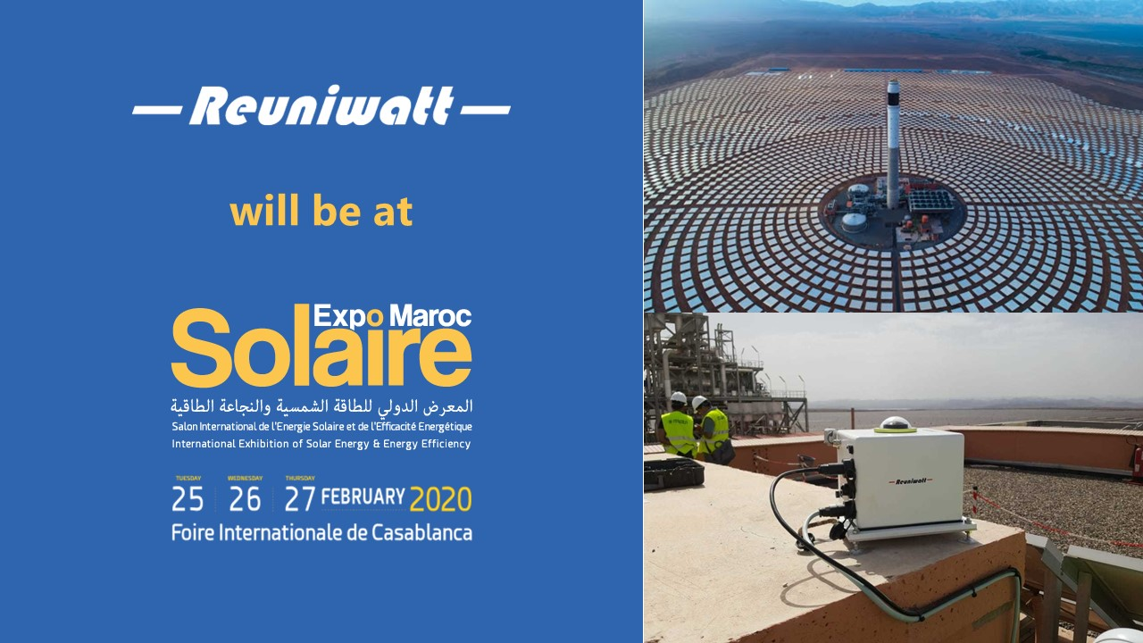 Solar and wind forecasts in Morocco