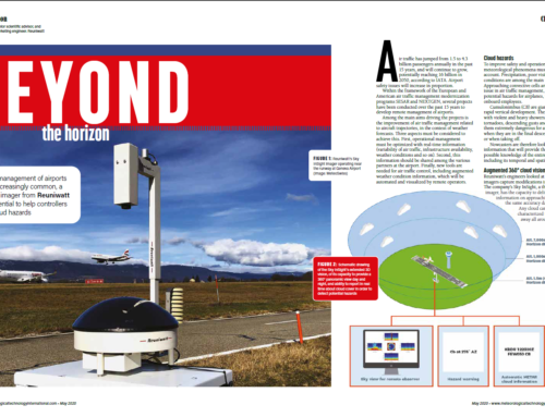All-Sky Imagers for Airport Management in Meteo Tech Intl.