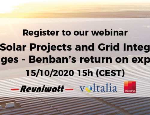 [Webinar Series] Feedback from the 1.65 GWp Benban Solar Complex in Egypt