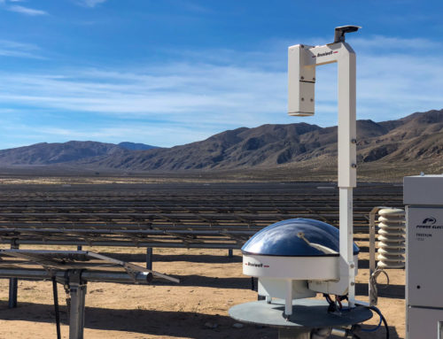 Reuniwatt multiplies Contracts for Solar Forecasting