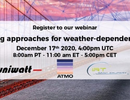 [Webinar Series] Deep Learning approaches for weather-dependent businesses