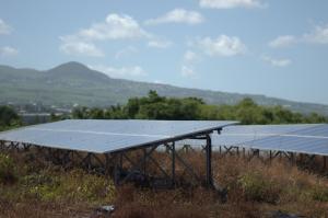 Panneaux solaires Réunion