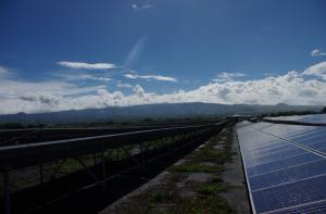 Photovoltaïque paysage