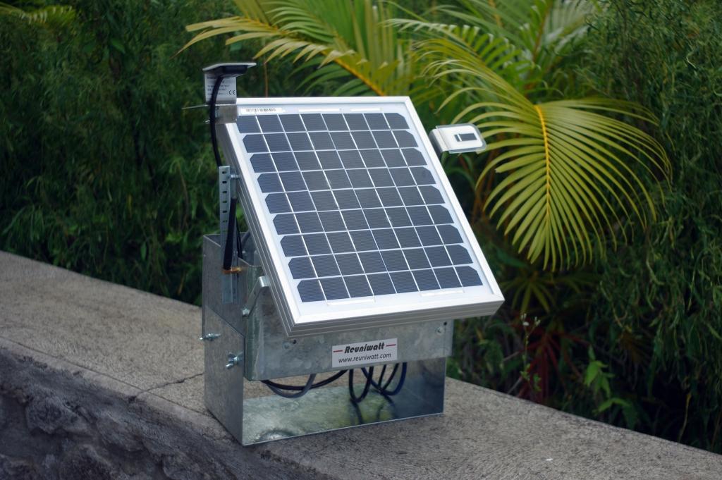 La cellule solaire de référence de Reuniwatt : S3G