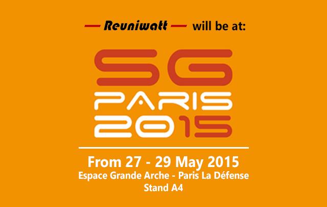 SG Paris 2015 : Façonner le soft grid avec Reuniwatt
