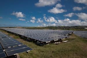 Prévisions solaires pour la transition énergétique