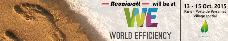 world efficiency reuniwatt