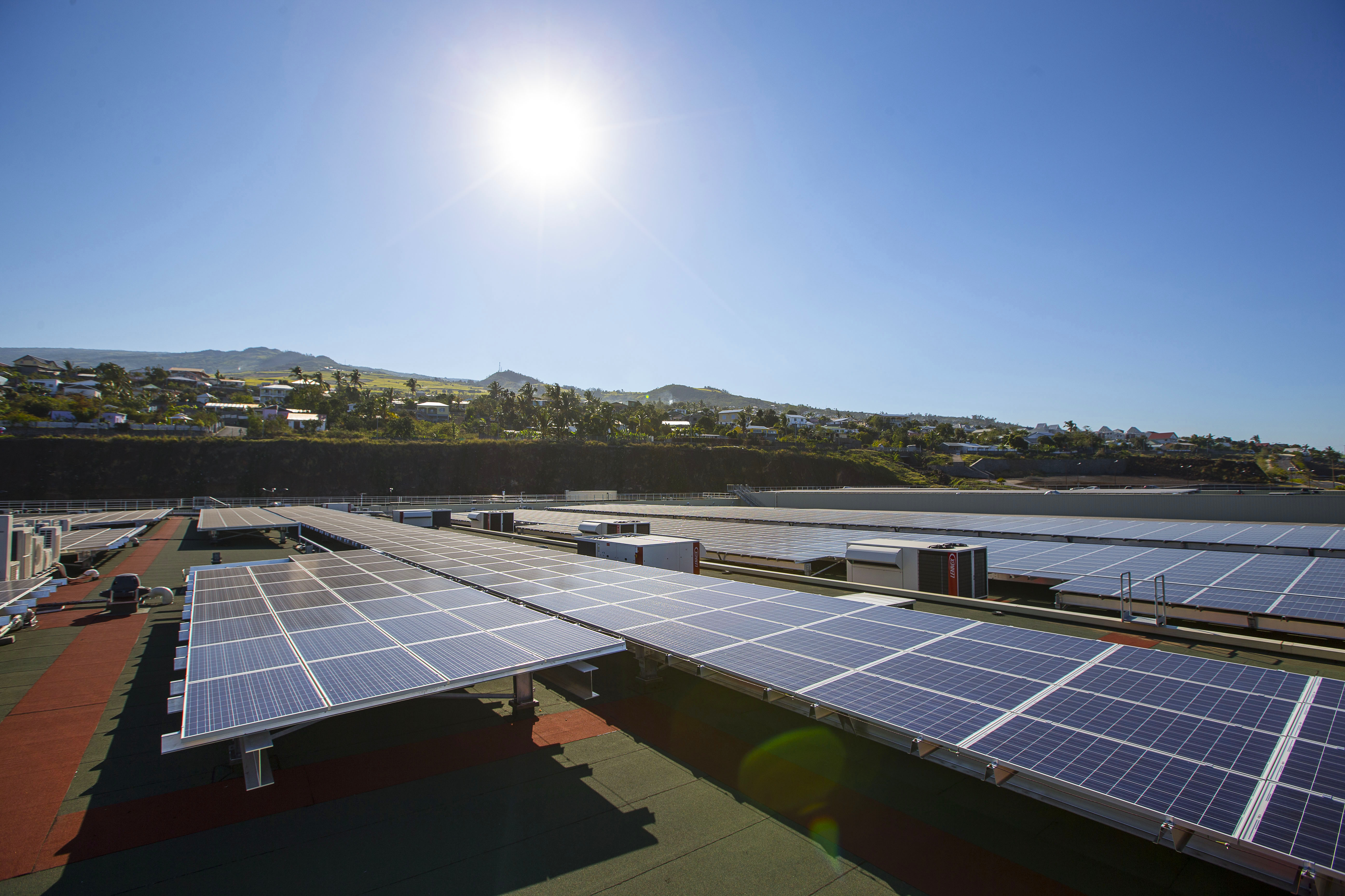 La Réunion, une région insulaire aux objectifs renouvelables ambitieux