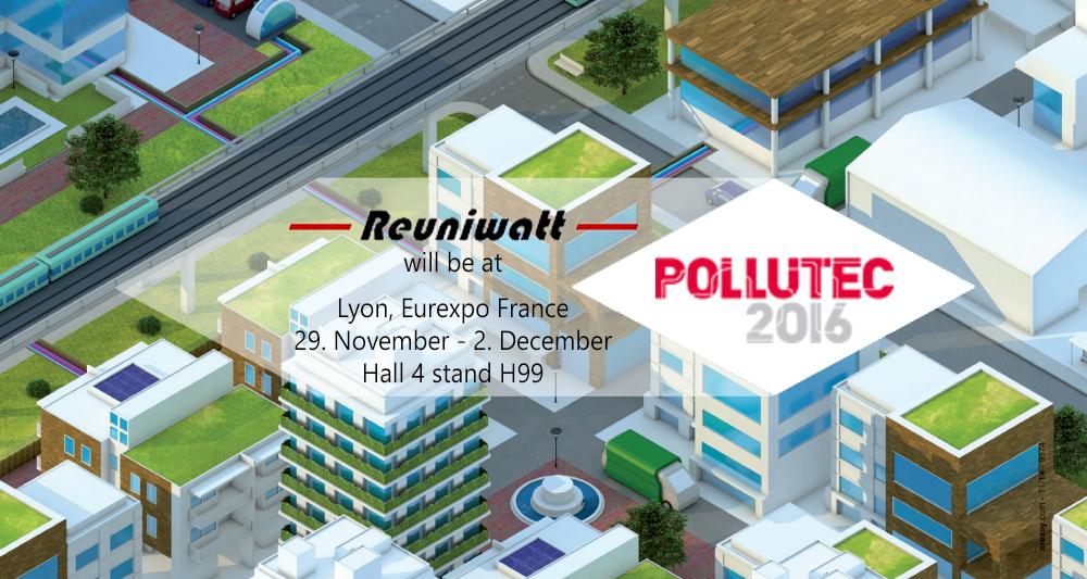 Pollutec 2016 : salon des équipements et technologies de l'environnement