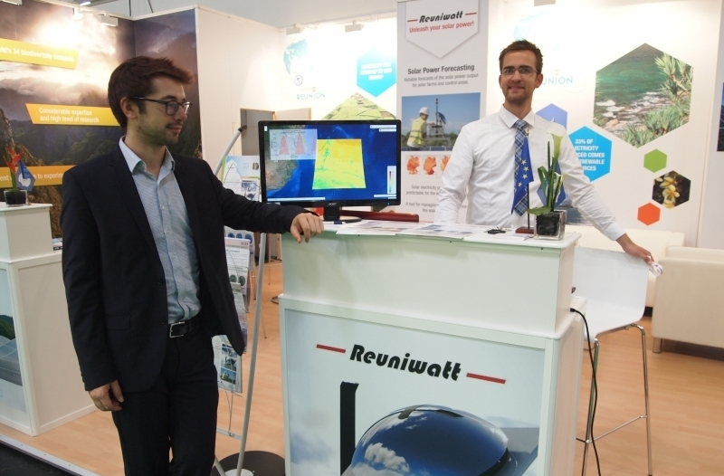 Reuniwatt présent au salon E-World Energy and Water