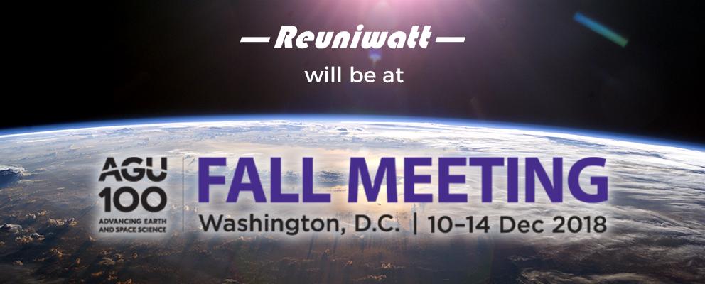 AGU Fall Meeting 2018 : la réunion des sciences de la Terre et du spatial
