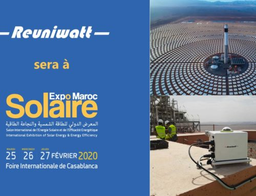 Solaire Expo Maroc : prévisions solaires et éoliennes présentées au salon
