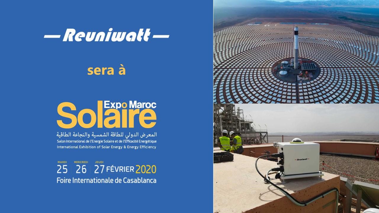 Prévisions solaires Maroc