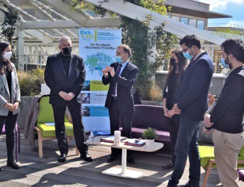 IGNfab: Coopération avec le Territoire Paris Est Marne&Bois